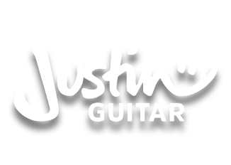 JustinGuitar logo